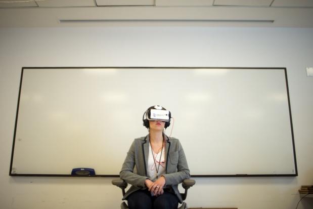 Wirtualna rzeczywistość: powstała specjalna gra dla osób po 60 r.ż