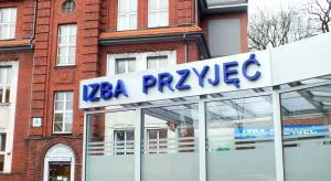 Śląskie: modernizacja szpitala na finiszu, jest nowa interna