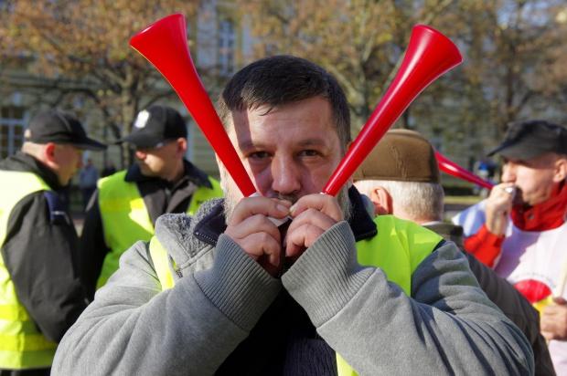 Związkowcy ws. deputatów węglowych:  zaczniemy jeździć do Warszawy i nękać posłów