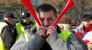 Emeryci górniczy będą demonstrować w Warszawie?