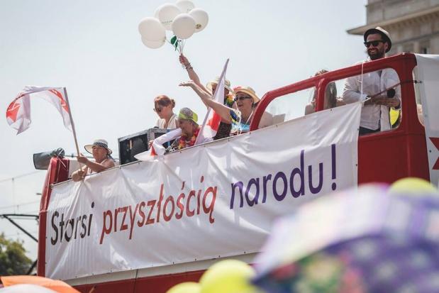 Już jutro kolejna parada seniorów, tym razem w Krakowie