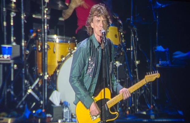 72-letni Mick Jagger znów zostanie ojcem. Jest już pradziadkiem