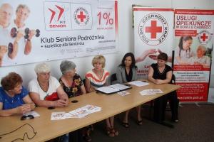 Lubelskie: PCK za darmo doradzi seniorom w 10 miastach