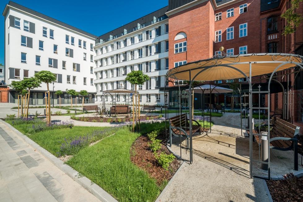 Angel Care powoli zapełnia swoje nowe centrum seniora we Wrocławiu