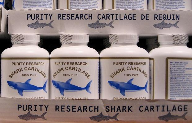 Suplementy z chrząstką rekina potencjalnie niebezpieczne?