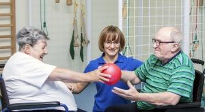 """Rehabilitacja bez kolejek dla niepełnosprawnych? MZ: """"nie mamy sygnałów o nieprawidłowościach"""""""