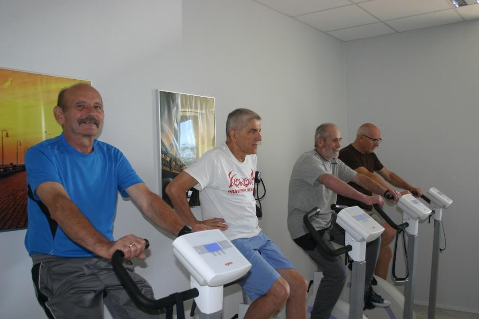 Rehabilitacja kardiologiczna: potrzebuje jej ok. pół miliona Polaków, korzystają nieliczni