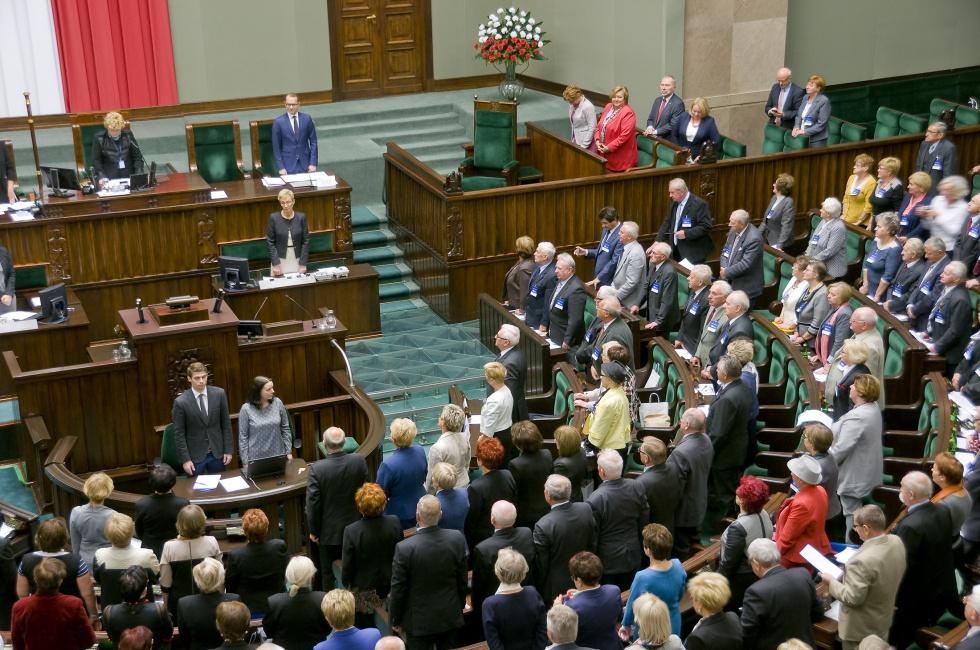 Obywatelski Parlament Seniorów jednak się odbędzie. Ale poza Sejmem...