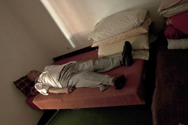 Bezdech senny może zwiększać ryzyko choroby Alzheimera