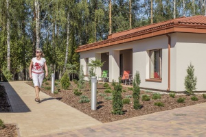 Apartamenty senioralne pod Warszawą mają już pierwszych mieszkańców