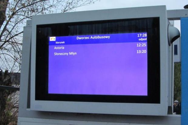Bydgoszcz: elektroniczne tablice pomogą w szukaniu zaginionych