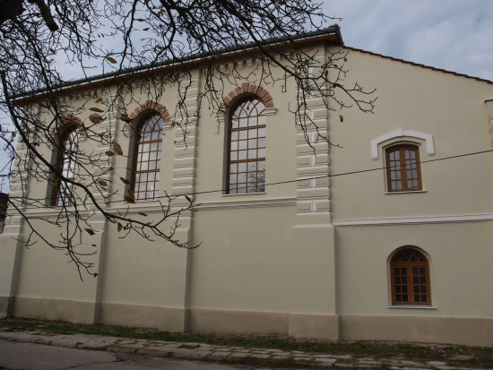 Śmiała metamorfoza: w budynku synagogi będzie opieka dzienna dla starszych
