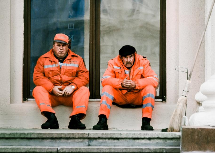 """Nie pracujesz, płacisz pół pensji kary. Na Białorusi wprowadzono """"podatek od nieróbstwa"""""""