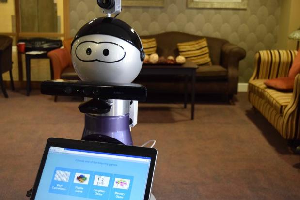 Robotyczny pies będzie opiekować się dziećmi i osobami starszymi