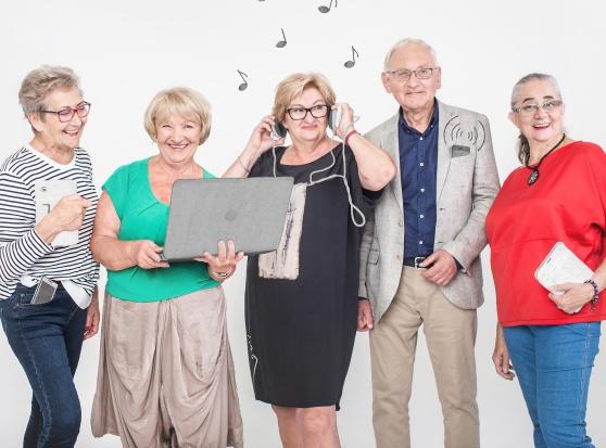 Fundacja przybliży seniorom technologie cyfrowe. Rusza darmowy festiwal
