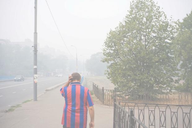 Śląskie: bardzo gęsty smog, niekorzystne prognozy na środę
