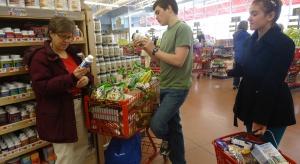 Dietetyk: kupujemy żywność z ładną etykietą, a nie czytamy jej treści