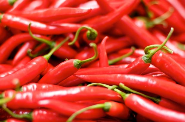 Czerwona papryczka chili przedłuża życie