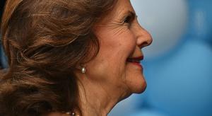 Królowa Szwecji w Polsce: liczba cierpiących na demencję wzrośnie trzykrotnie