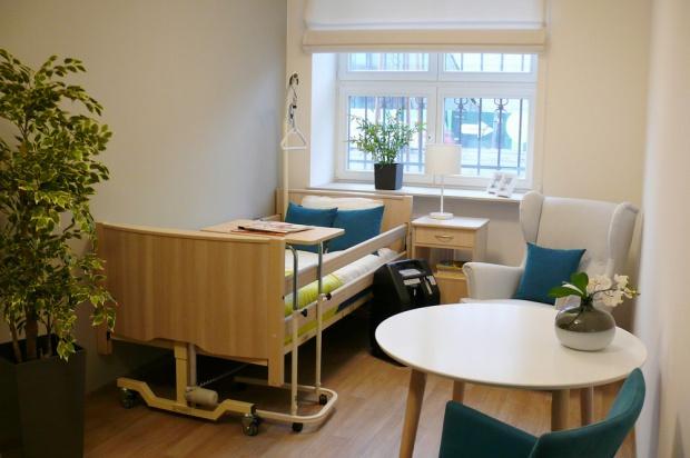 Otwarcie nowej placówki opieki paliatywnej we Wrocławiu