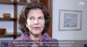 Szwedzka królowa: w tym projekcie chodzi o spełnianie marzeń ludzi z demencją