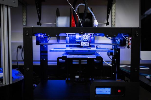 Narzędzia z drukarek 3D pomogą wykryć raka... w wydychanym powietrzu