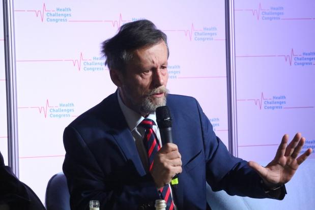 Prof. Imiela: spór między interną a geriatrią jest sztucznie kreowany