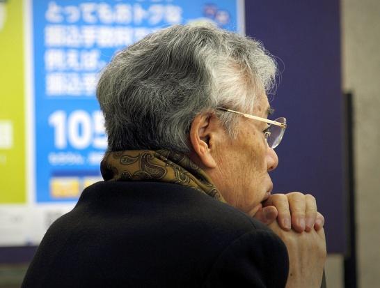 W 2065 r. w Japonii będzie prawie 40 proc. seniorów