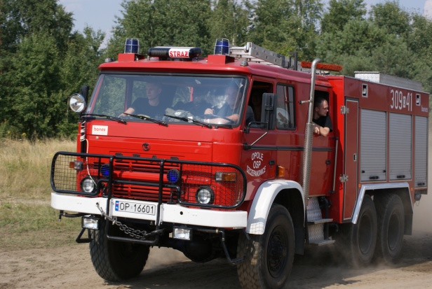 Zachodniopomorskie: pożar w domu pomocy społecznej, zatrucia dymem i ewakuacja
