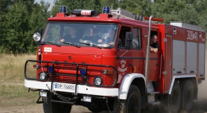 Olsztyn: strażacy poddali się badaniom prostaty, akcja ma zachęcić do profilaktyki