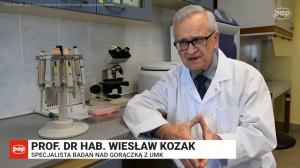 Ekspert: zbyt często sięgamy po środki przeciwgorączkowe