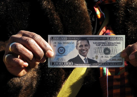 Gigantyczne zarobki prezydentów USA na emeryturze