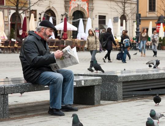W Polsce maleje skala zjawiska nadumieralności mężczyzn