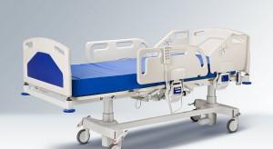 Mamy łóżko szpitalne, które zmniejsza ryzyko zakażeń. Pomogła nanotechnologia