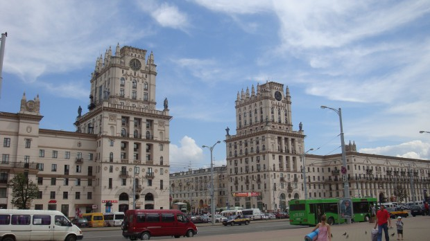 Białoruś: Polacy szkolą personel i finansują wyposażenie centrum seniora