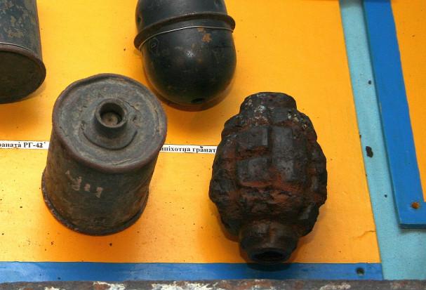 Radom: granaty w domu zmarłego 90-latka. Pochodzą z obozu koncentracyjnego?