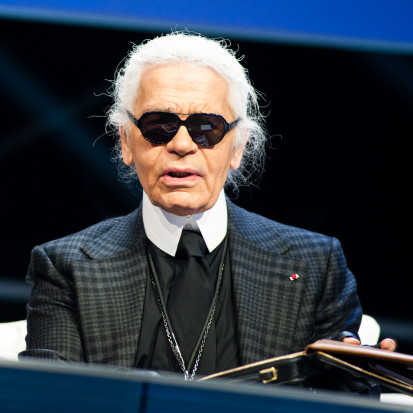 Zmarł słynny kreator mody Karl Lagerfeld