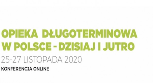 """Konferencja online: """"Opieka długoterminowa w Polsce - dzisiaj i jutro"""""""